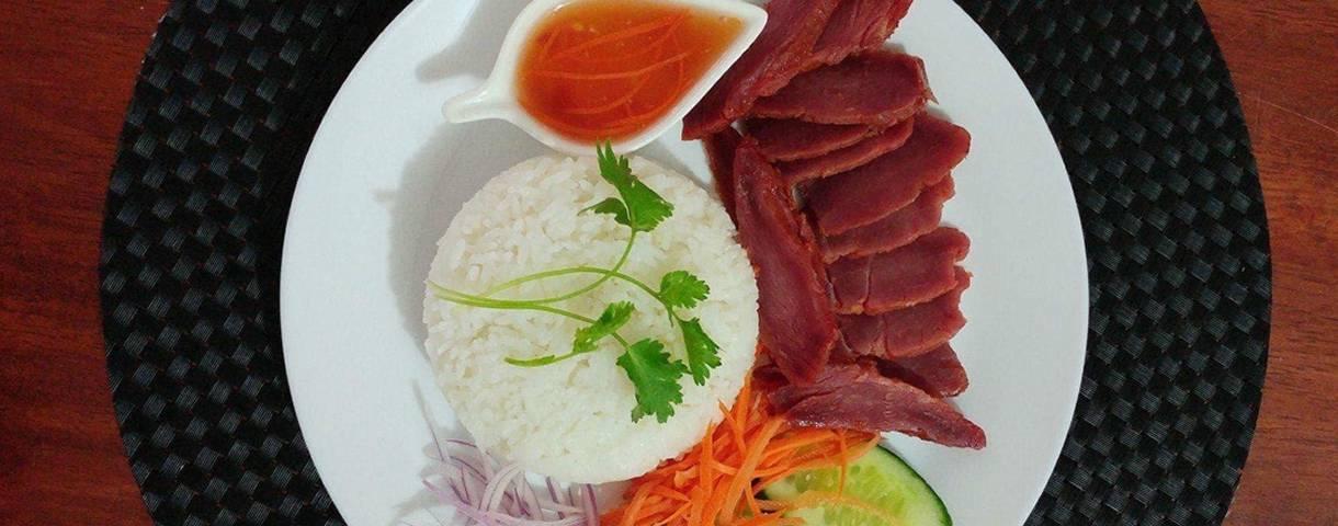 Menu - thai takeaway food in Adelaide